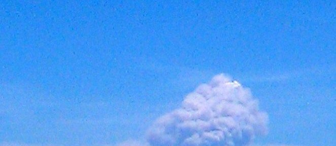 West Fork Fire, from Durango Air Tanker Base