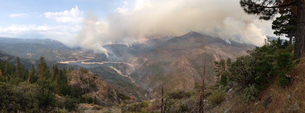 Aspen Fire, July 27, 2013