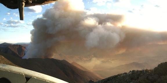 California: Chariot Fire