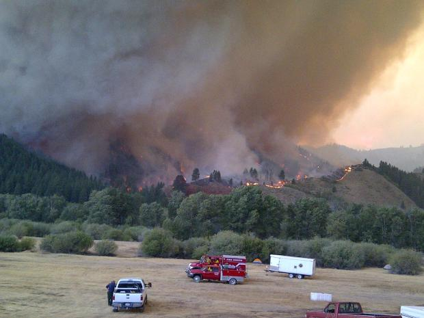 The Elk Fire