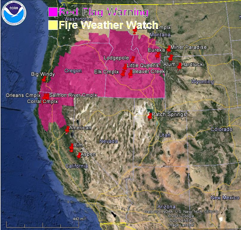 Related Keywords Suggestions for oregon wildfire Map
