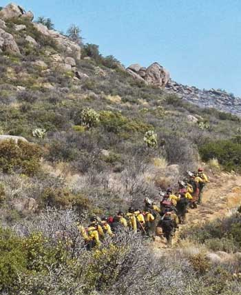 Granite Mountain Hotshots Yarnell Hill Fire