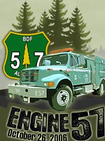 Esperanza engine crew, seven years ago today