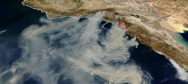 Wildfire risk? There's an app for that — in San Diego