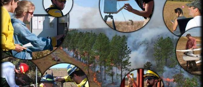 Large group of researchers hopes to develop more accurate fire models