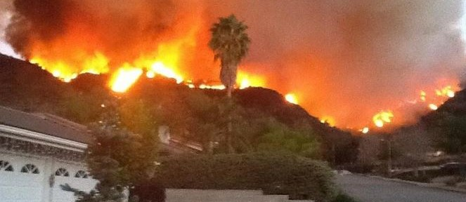 Colby Fire. Photo by Jessica Parker.