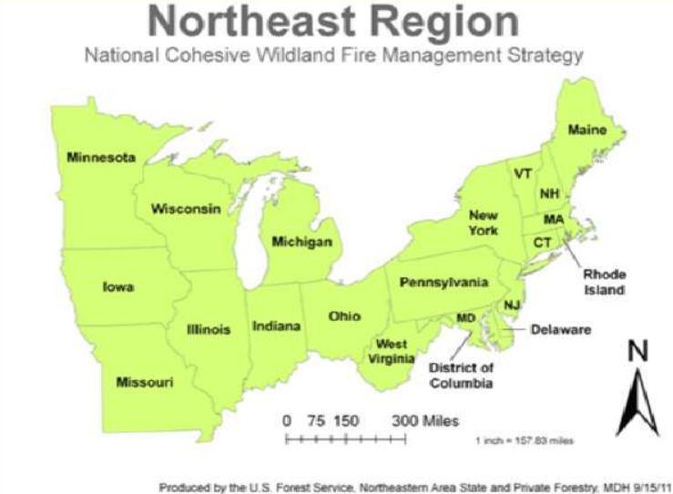 Northeast Region | New Calendar Template Site