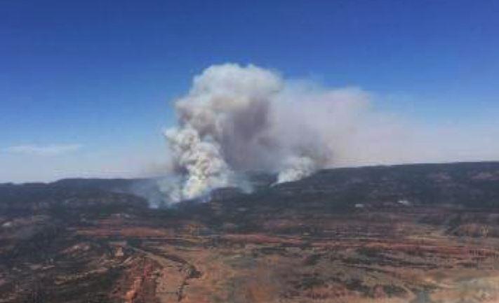 Assayii Fire June 15