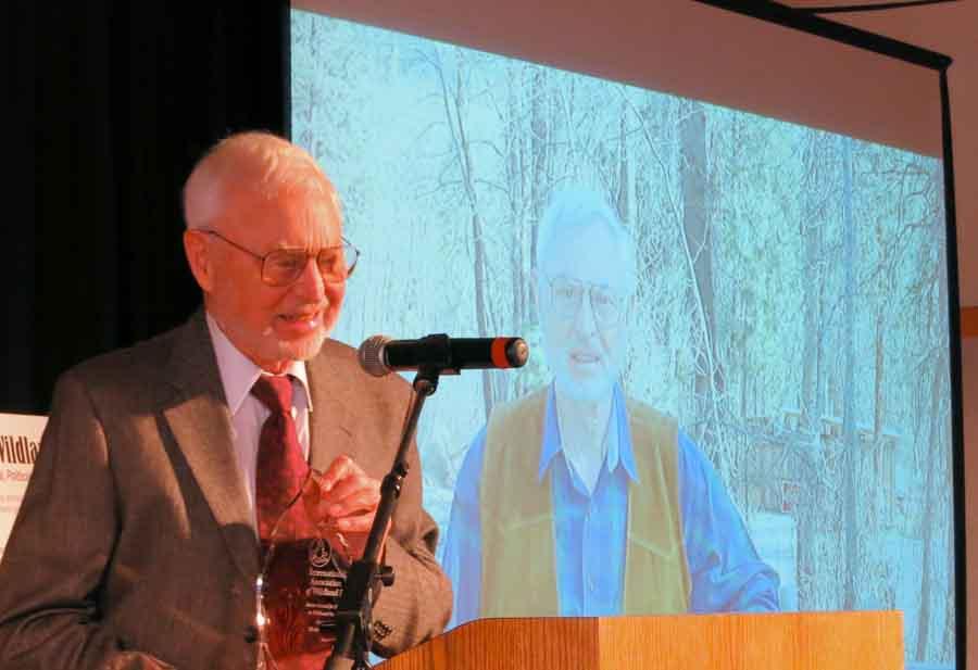 Dick Rothermel receives Ember Award
