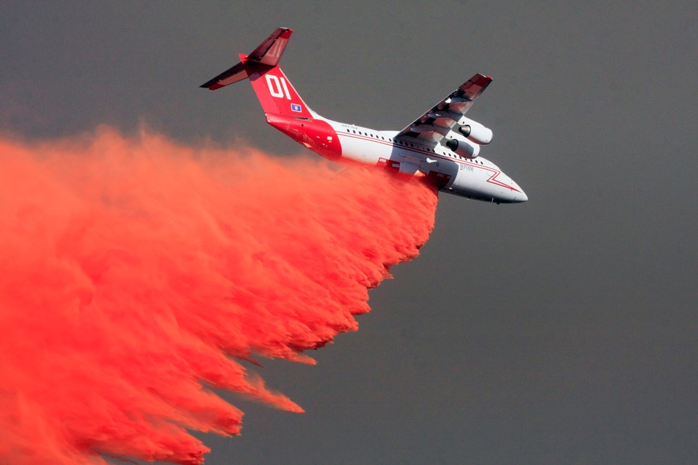 T-01 on the Shirley Fire June 14, 2014