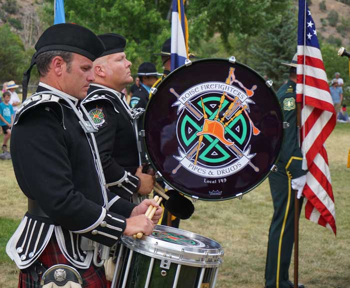 Boise Pipe and Drum