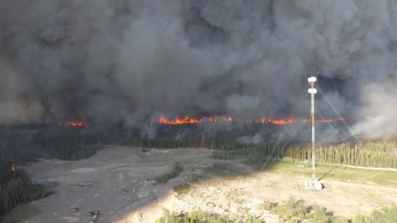 D. Cote, Yukon Wildland Fire Management