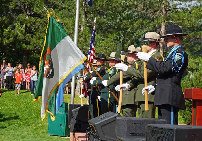 Honor Guards and Color Guards