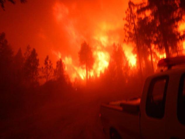 Beaver Fire deployment