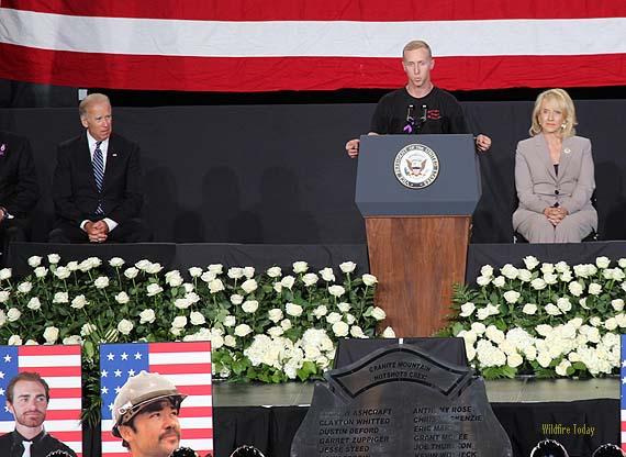 Biden, Brendan McDonough, Janice Brewer