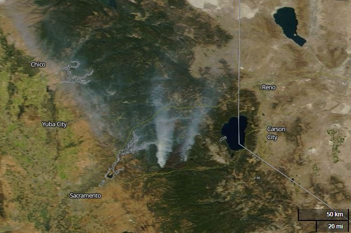 King Fire sat photo 9-24-2014