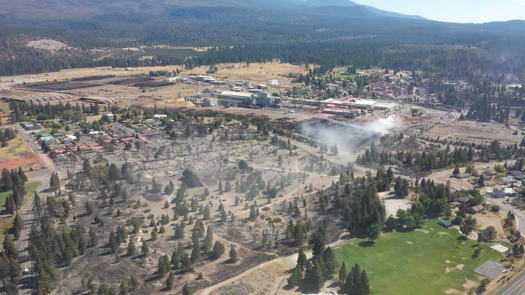 Over 100 structures damaged or destroyed in Boles Fire at ... |Wildfire Damage
