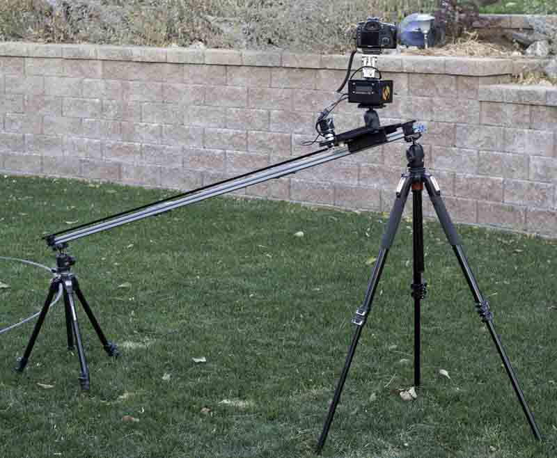 camera slider or dolly