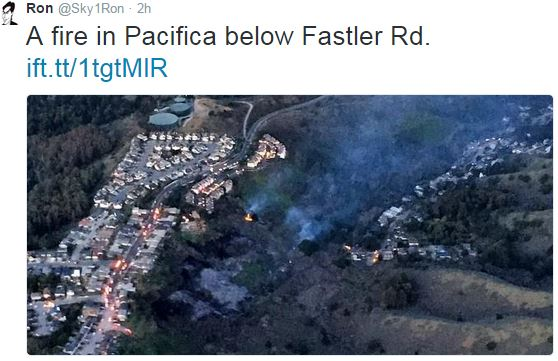 Pacifica fire