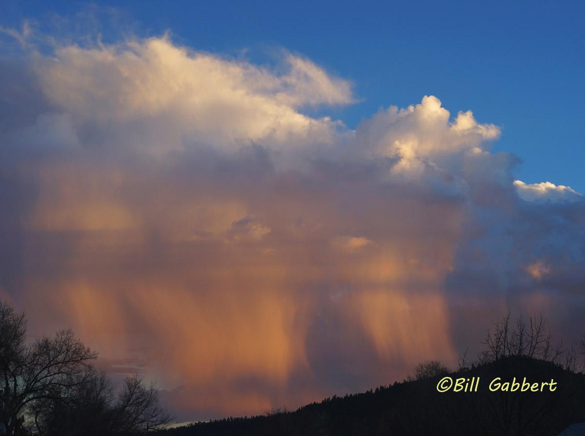 sunset Hot Springs photo Bill Gabbert