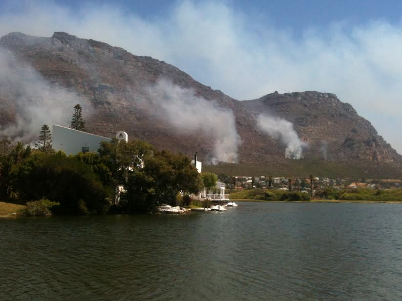 wildfire Cape Town