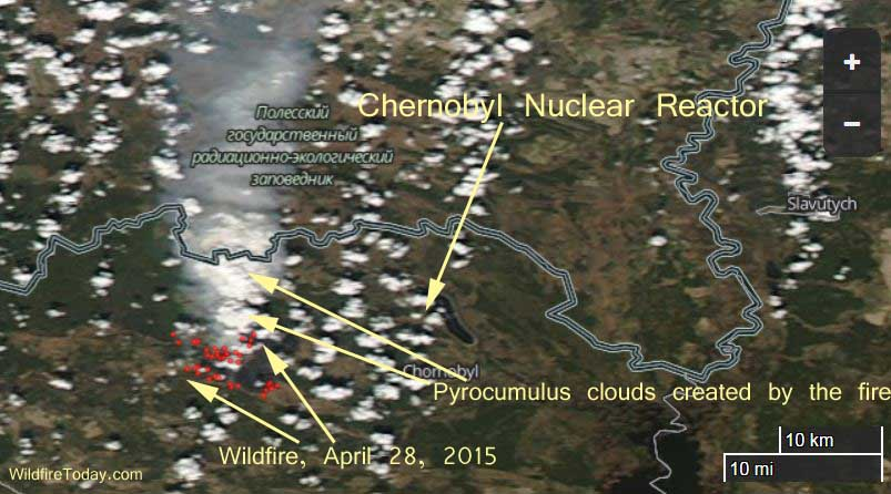 Chernobyl Archives - Wildfire Today on aerial view of chernobyl, city of chernobyl, topo map of chernobyl, satellite view of chernobyl, world map of chernobyl, physical map of chernobyl,