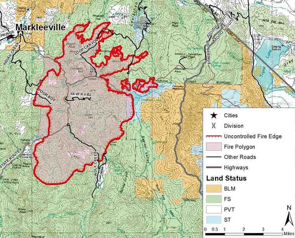 Cliff Mass Weather And Climate Blog Why Is Washington State - Us map forest fires