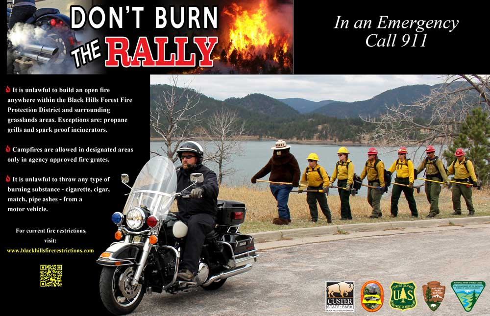 Don't Burn the Rally
