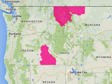 wildfireRed Flag Warning July 22, 2015