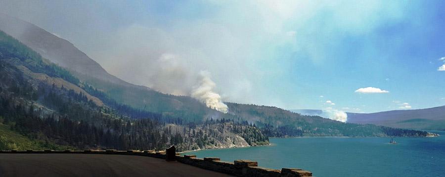 Reynolds Creek Fire