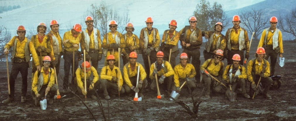 Wildland Firefighters Called Quot Tactical Athletes