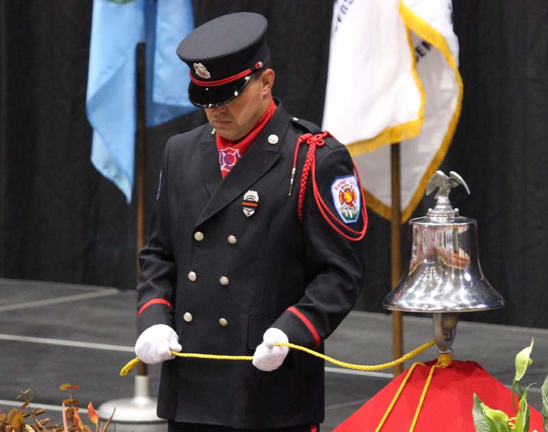 last bell David Ruhl memorial service
