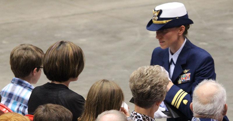 David Ruhl memorial service