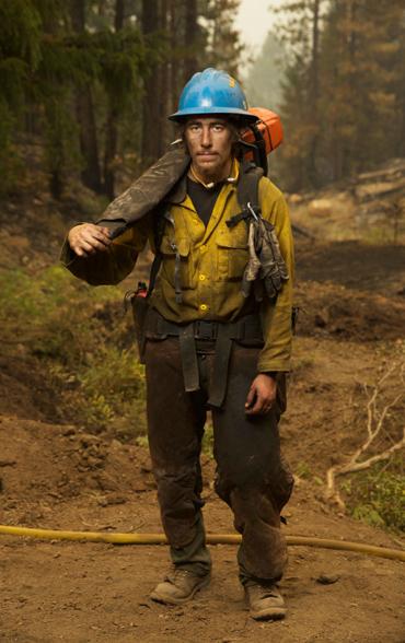 Mayson Lisonbee, 21, sawyer