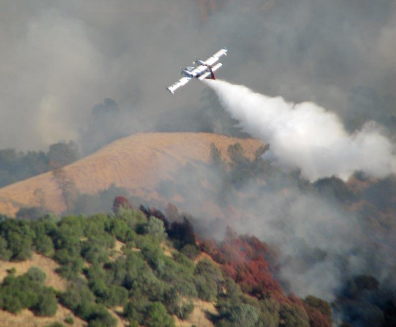 Scooper Butte Fire