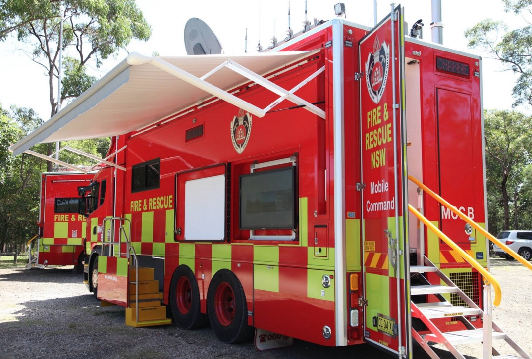 FRNSW mobile command