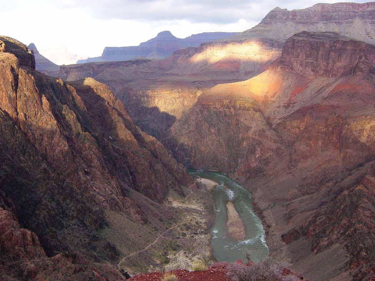 Colorado River Grand Canyon