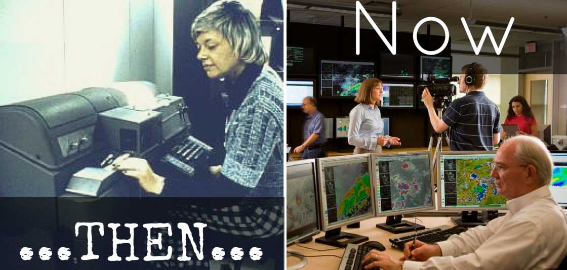 NWS then and now