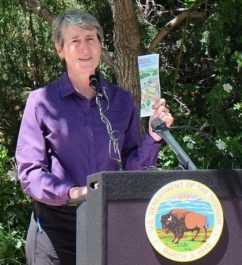 Secretary Sally Jewell