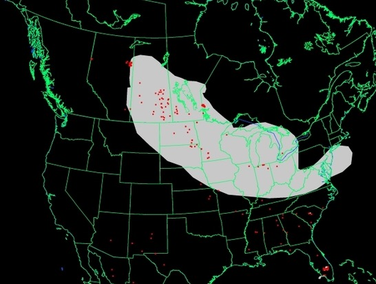 Wildfire smoke from Canada affects much of the United States May