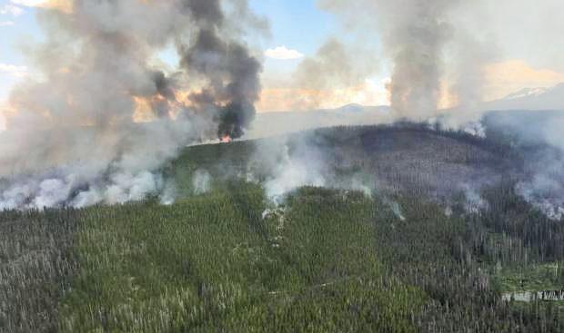 Beaver Creek Fire