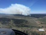 Douglas wildfire