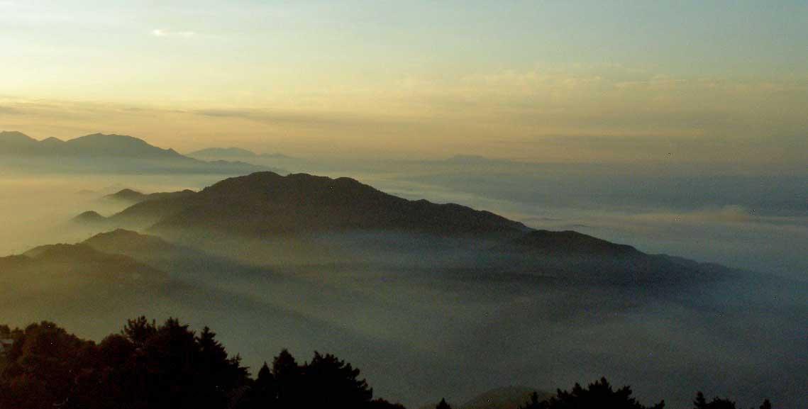 San Gabriel Complex Mt Wilson