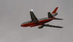 Indian Canyon Fire DC-10 air tanker