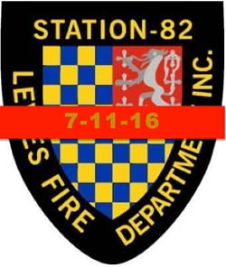LODD Delaware firefighter