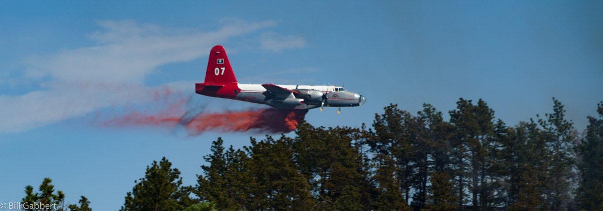 South Dakota: Red Canyon Fire