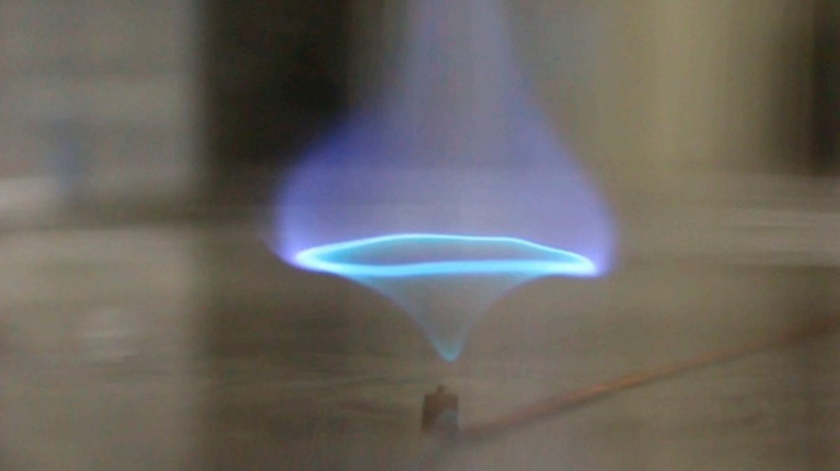 Scientists discover a new kind of fire whirl