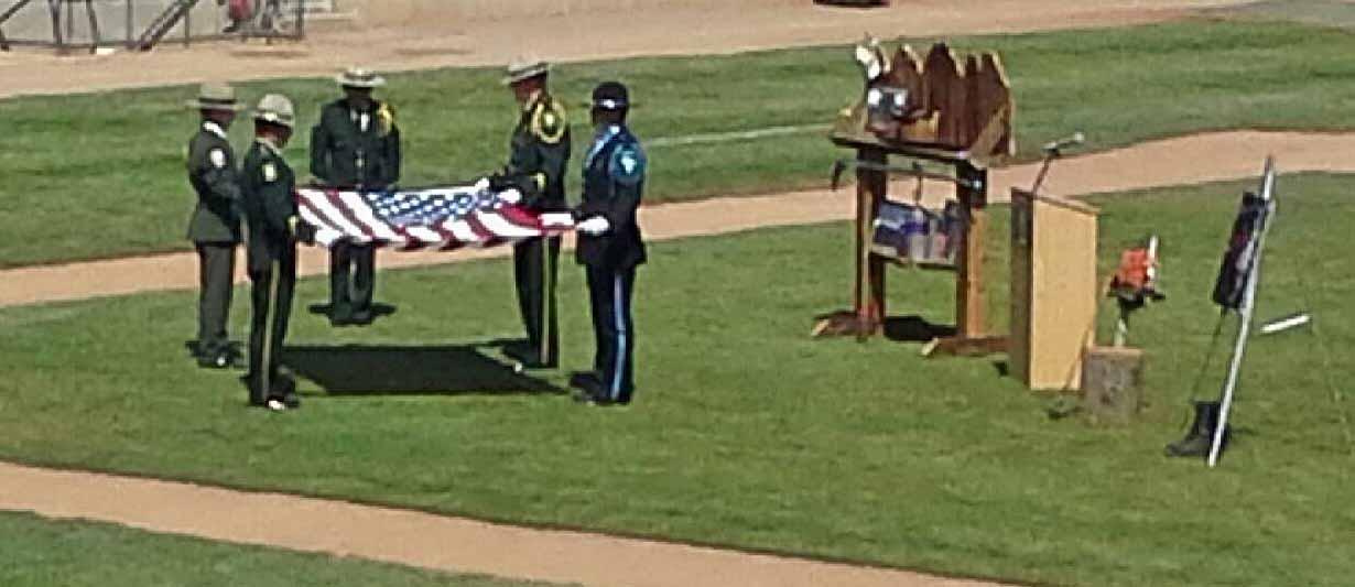 Justin Beebe memorial service