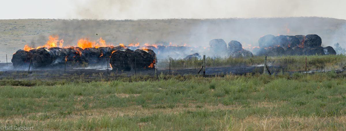 Maitland Fire, South Dakota