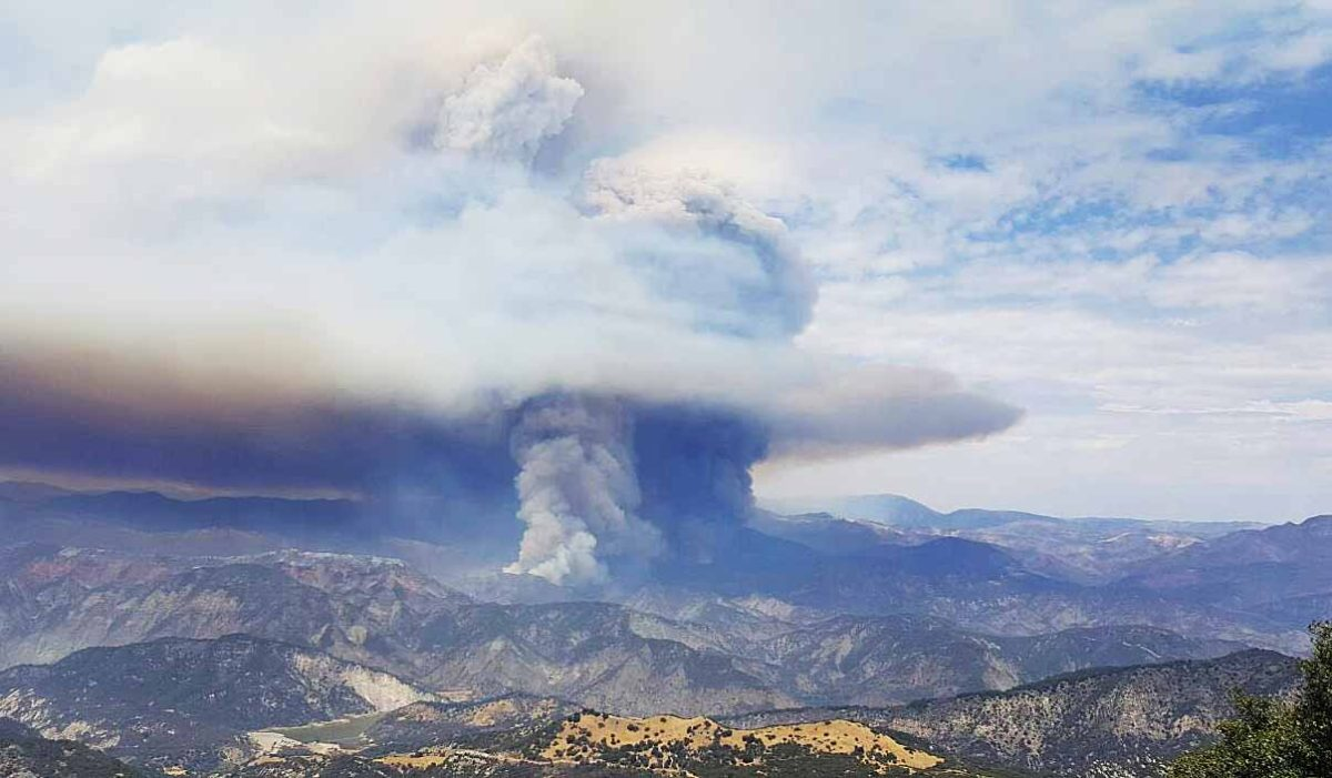 Rey Fire mapped at over 31,000 acres